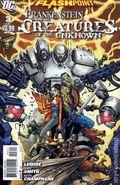 Flashpoint Frankenstein Creatures of the Unknown (2011) 3