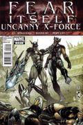 Fear Itself Uncanny X-Force (2011 Marvel) 2
