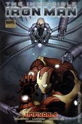 Invincible Iron Man HC (2008-2012 Marvel) By Matt Fraction 8-1ST