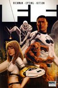 FF HC (2011-2012 Marvel) By Jonathan Hickman 1A-1ST