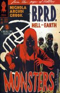BPRD Hell on Earth Monsters (2011 Dark Horse) 1B