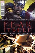 Fear Itself (2011 Marvel) 3D