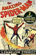 Amazing Spider-Man (1963 1st Series) UK Edition 1UK