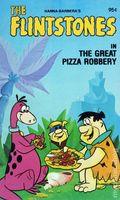 Flintstones in The Great Pizza Robbery PB (1978 Ottenheimer) 1-1ST