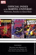 Official Index Marvel Universe Wolverine Punisher Ghost Ride 2