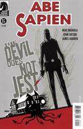 Abe Sapien The Devil Does Not Jest (2011) 1A
