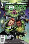 Green Lantern Corps (2011 2nd Series) 1A