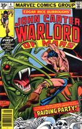 John Carter Warlord Of Mars (1977 Marvel) 35 Cent Price Variant 4