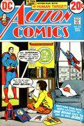 Action Comics (1938 DC) Mark Jewelers 422MJ