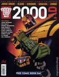 2000 AD (2011) FCBD 0