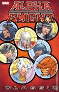 Alpha Flight Classic TPB (2007-2011 Marvel) By John Byrne 2-1ST