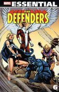 Essential Defenders TPB (2005-2013 Marvel) 6-1ST