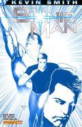 Bionic Man (2011 Dynamite) 1F