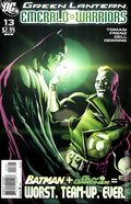 Green Lantern Emerald Warriors (2010) 13B