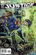 Justice League (2011) 2A