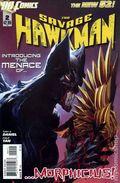 Savage Hawkman (2011) 2
