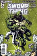 Swamp Thing (2011 5th Series) 2