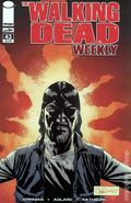 Walking Dead Weekly (2011 Image) Reprint 43