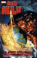 Red Hulk Planet Red Hulk TPB (2011 Marvel) 1-1ST