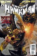 Savage Hawkman (2011) 3