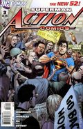 Action Comics (2011 2nd Series) 3A