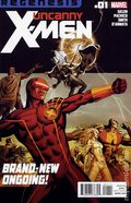 Uncanny X-Men (2011) 2nd Series 1A