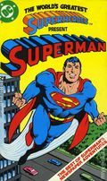 World's Greatest Superheroes Presents Superman PB (1982) 1-REP
