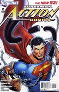 Action Comics (2011 2nd Series) 2B