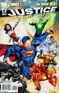 Justice League (2011) 2B
