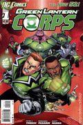 Green Lantern Corps (2011 2nd Series) 1B