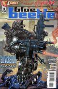 Blue Beetle (2011 3rd Series) 4