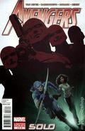 Avengers Solo (2011 Marvel) 3A