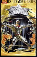 Kirby Genesis Silver Star (2011 Dynamite) 2A