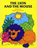 Lion and the Mouse Coloring Book SC (1985) 1-1ST