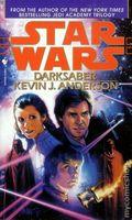 Star Wars Darksaber PB (1996 Bantam Novel) 1-1ST