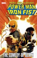 Power Man and Iron Fist The Comedy of Death TPB (2011 Marvel)  1-1ST