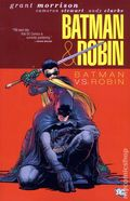 Batman and Robin Batman vs. Robin TPB (2011 DC) 1-1ST