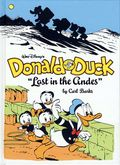 Donald Duck Lost in the Andes HC (2011 Fantagraphics) 1st Edition 1-1ST