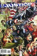 Justice League (2011) 5A