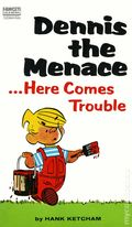 Dennis the Menace Here Comes Troube PB (1967) 1-REP