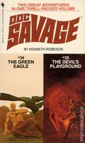 Doc Savage PB (1964-1985 Bantam Novel Series) 24/25-1ST