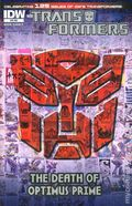 Transformers Death of Optimus Prime (2011 IDW) 1D