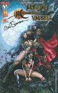 Witchblade Magdalena Vampirella Convergence (2004 Dynamic Forces) 1A.GLDSIM