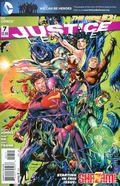 Justice League (2011) 7A