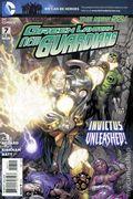 Green Lantern New Guardians (2011) 7A