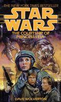 Star Wars The Courtship of Princess Leia PB (1995 Bantam Novel) 1-REP