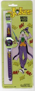 Joker Digital Watch (1989 Quintel) WATCH