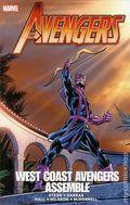Avengers West Coast Avengers Assemble TPB (2012 Marvel) 1-1ST