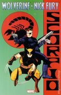 Wolverine/Nick Fury Scorpio TPB (2012 Marvel) 1-1ST