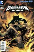 Batman and Robin (2011 2nd Series) 8